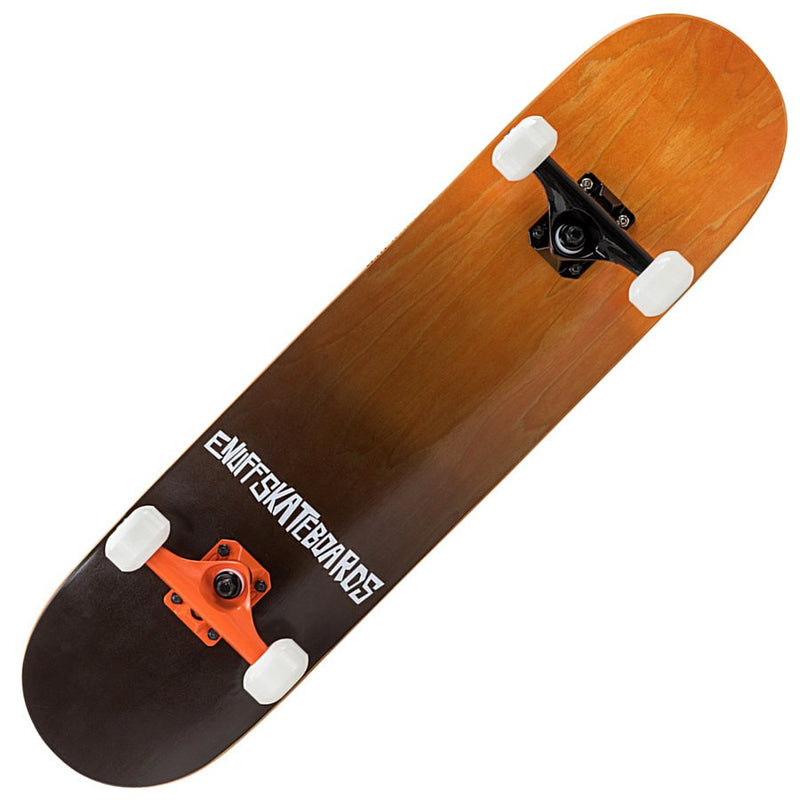 Enuff Fade Orange Skateboard - Main View
