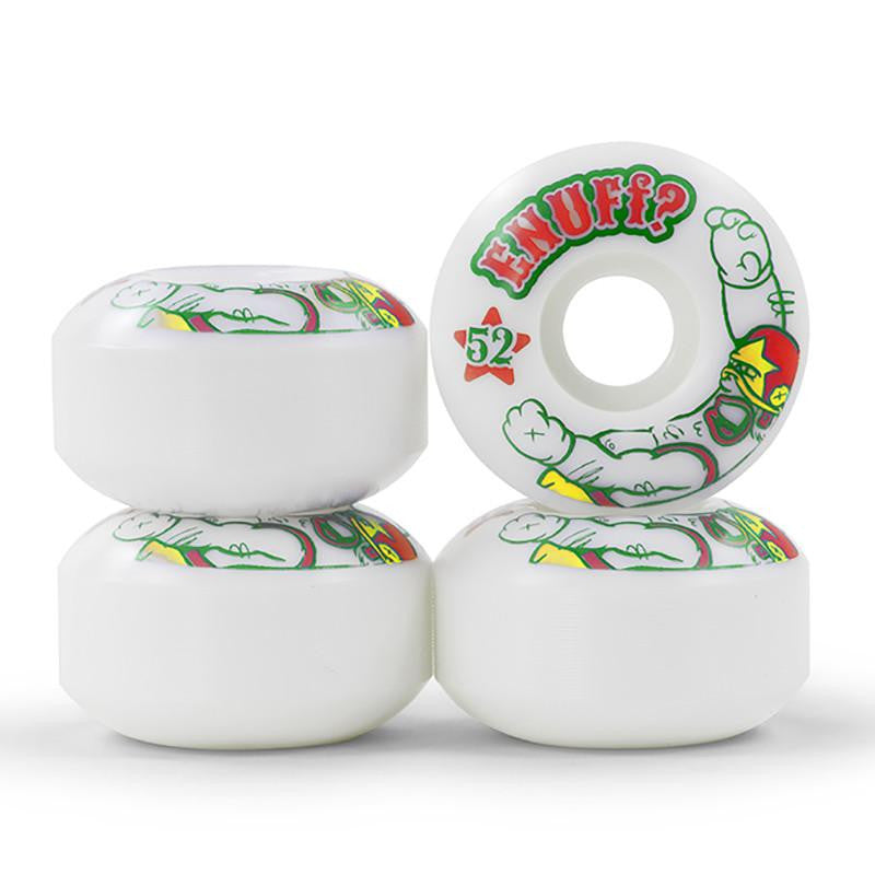 Enuff Peacekeeper 52mm Skateboard Wheels