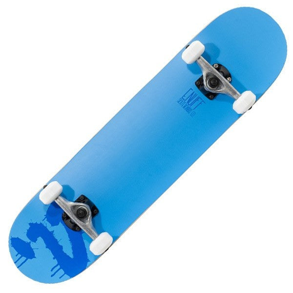 Enuff Logo Blue Complete Skateboard - Main View