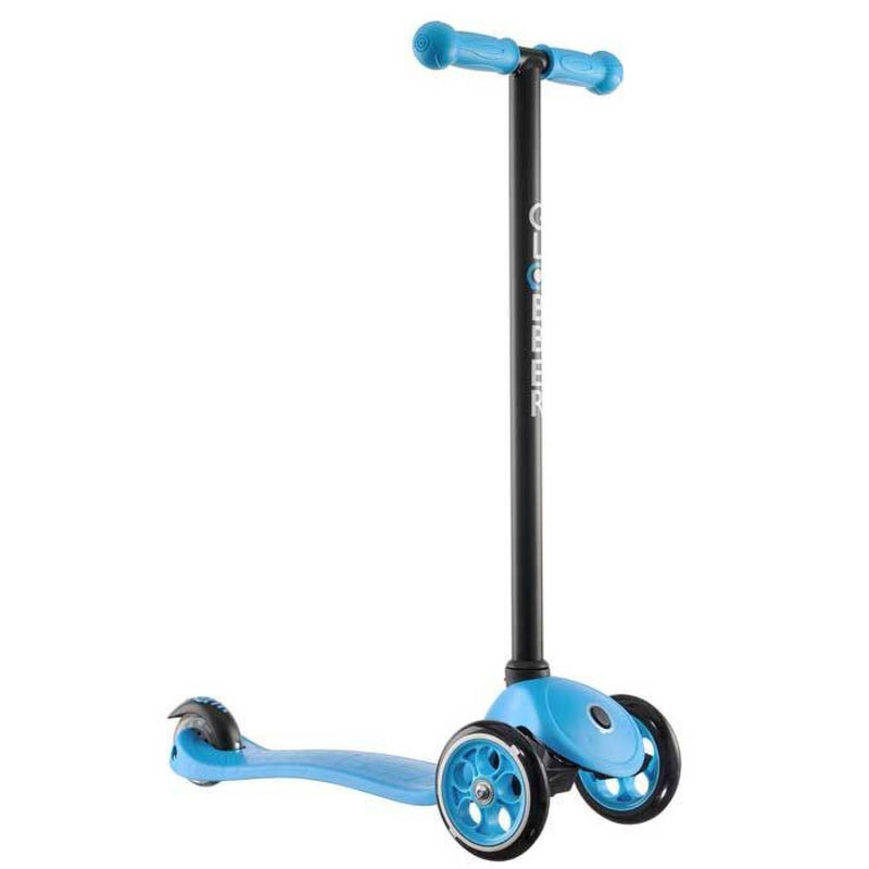 Globber Fix Junior 3-Wheel Kids Scooter - Blue/Black
