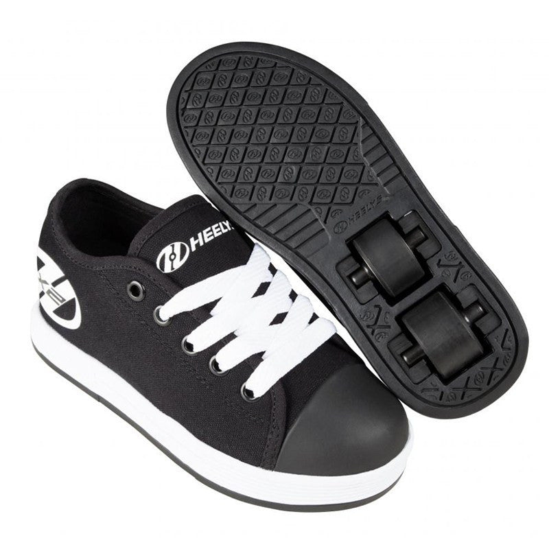 Heelys X2 Fresh Black/White