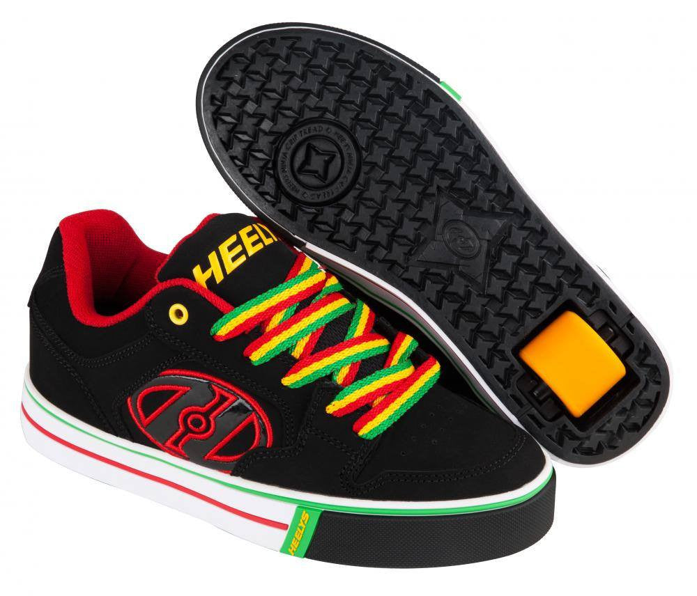 Heelys Motion Plus Black/Reggae