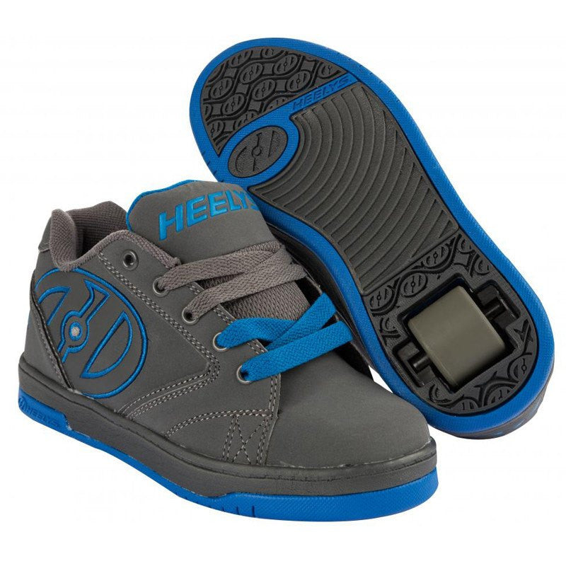 Heelys Propel 2.0 Grey Royal Blue