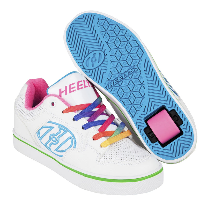 Heelys Motion Plus White/Rainbow - main image