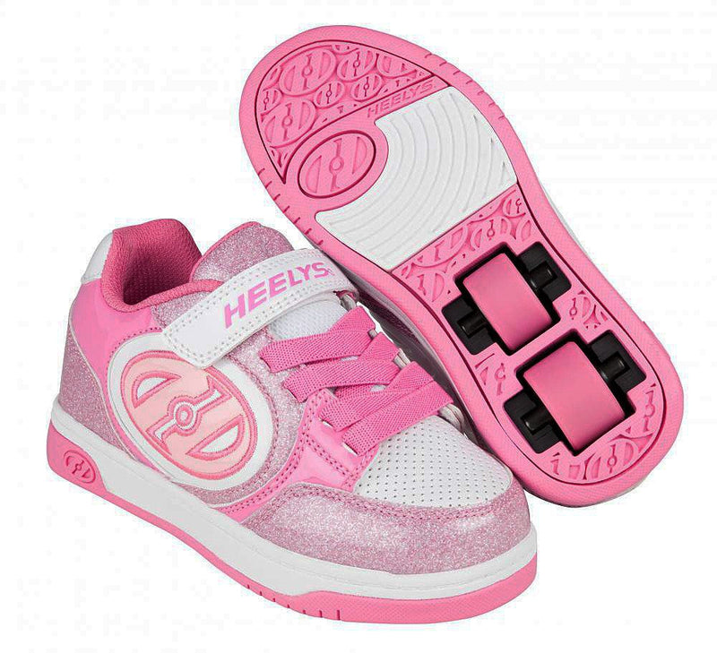Heelys X2 Plus Light Pink/White - main view