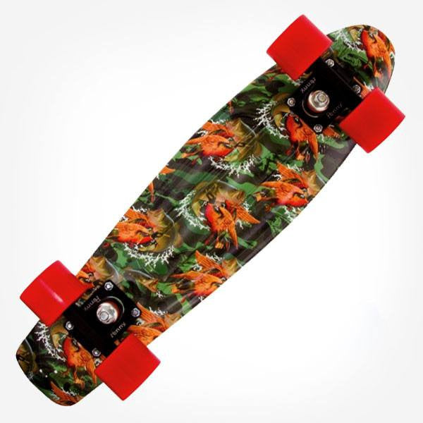"Penny Nickel 27"" Hunting Season Complete Cruiser Skateboard - Main View"