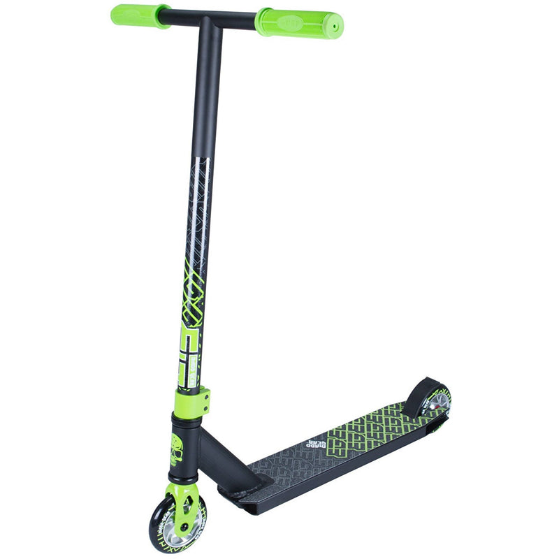 MADD Kick Extreme II Scooter - Black/Lime