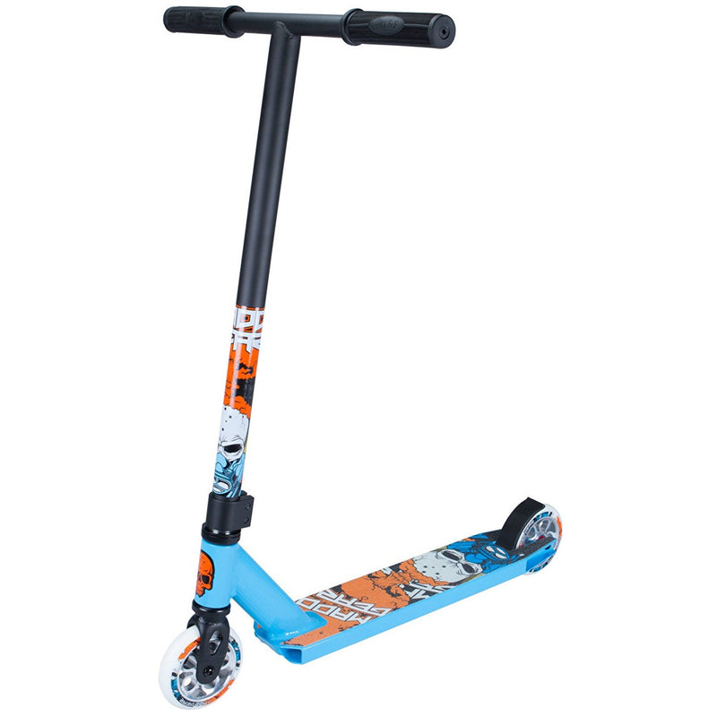 MADD Kick Nuked Pro Scooter - Blue/Orange