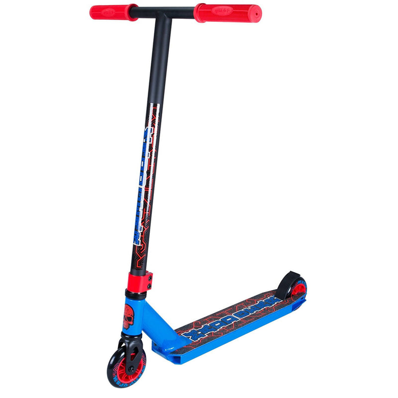 MADD Kick Pro X Scooter - Blue/Red