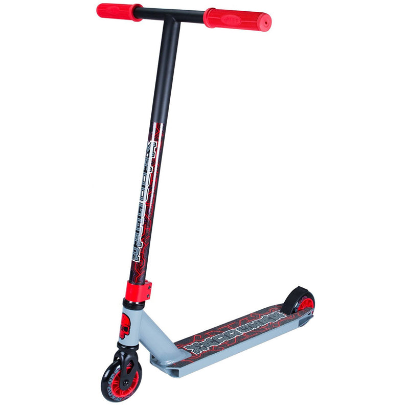 MADD Kick Pro X Scooter - Grey/Red