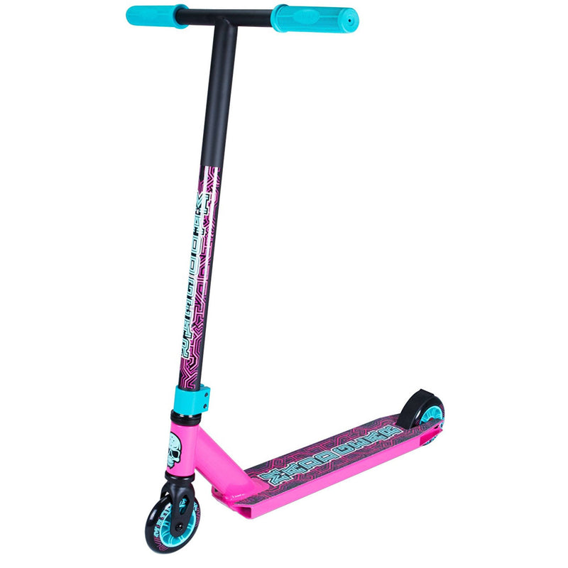 MADD Kick Pro X Scooter - Pink/Teal