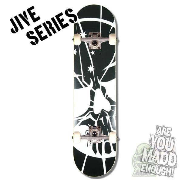 MGP Jive Series Mind Shatter Complete Skateboard - Main View