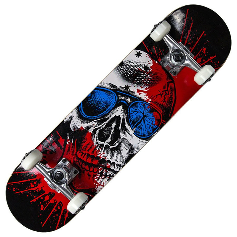 MGP Gangsta Acci Skateboard - Main View