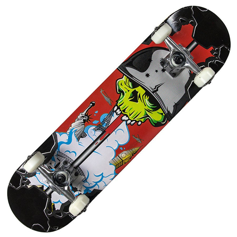 MGP Gangsta Battlezone Skateboard - Main View