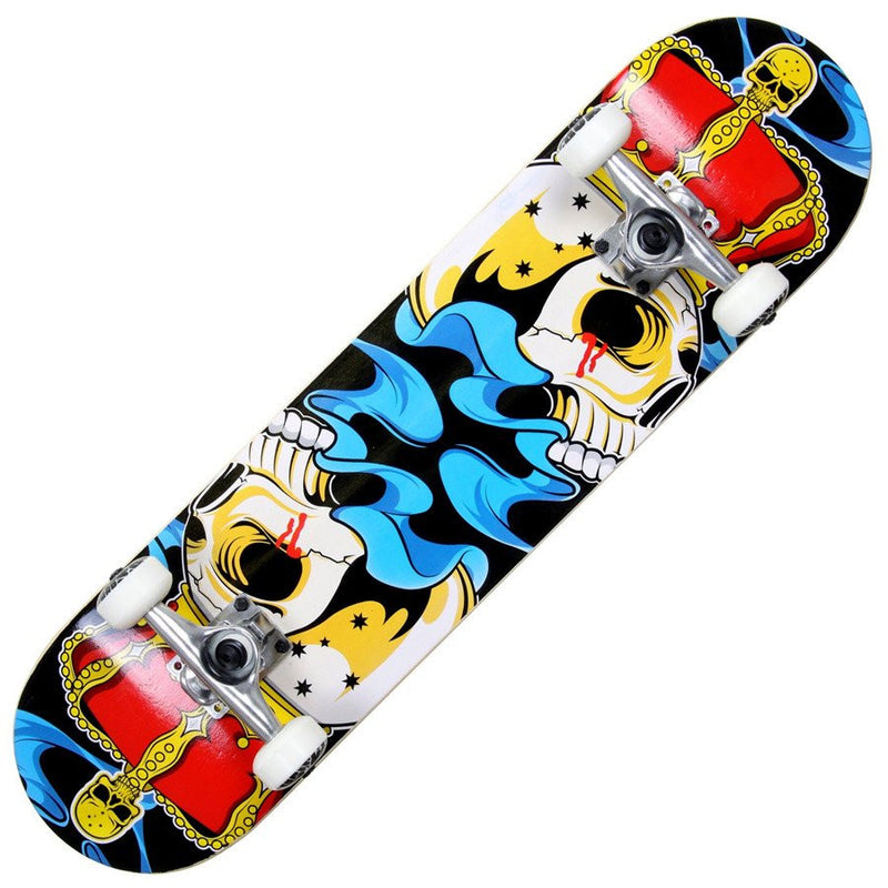 MGP Gangsta Crowned Skateboard - Main View