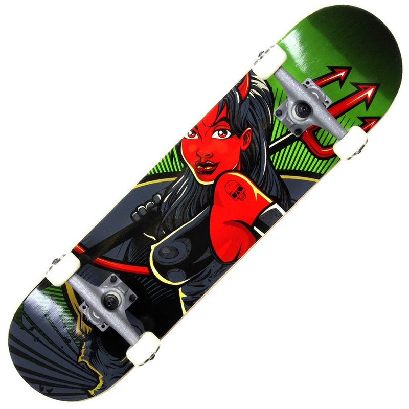 MGP Honcho Wicked Skateboard - Main View