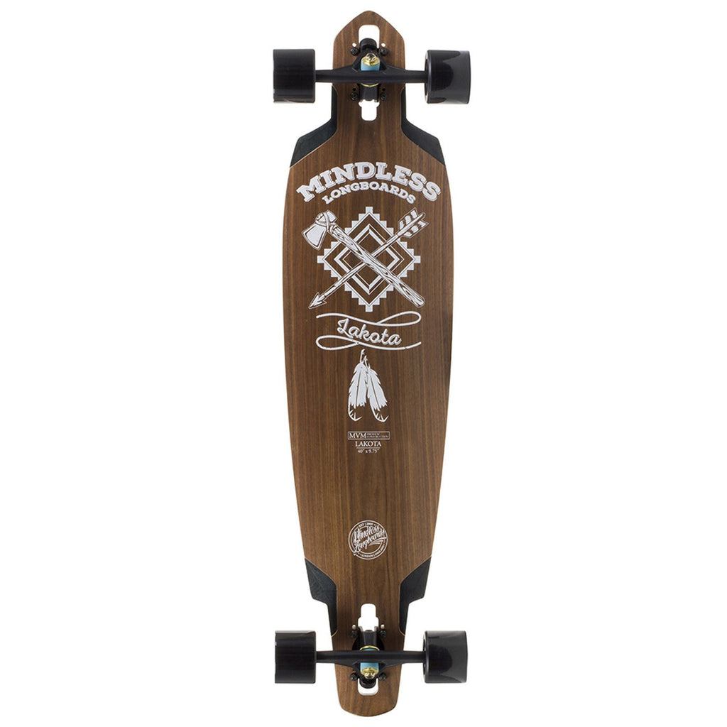MINDLESS NATURAL LONGBOARD - MAIN VIEW