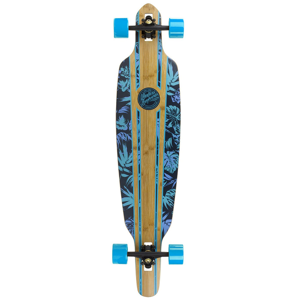 MINDLESS BLUE LONGBOARD - MAIN VIEW