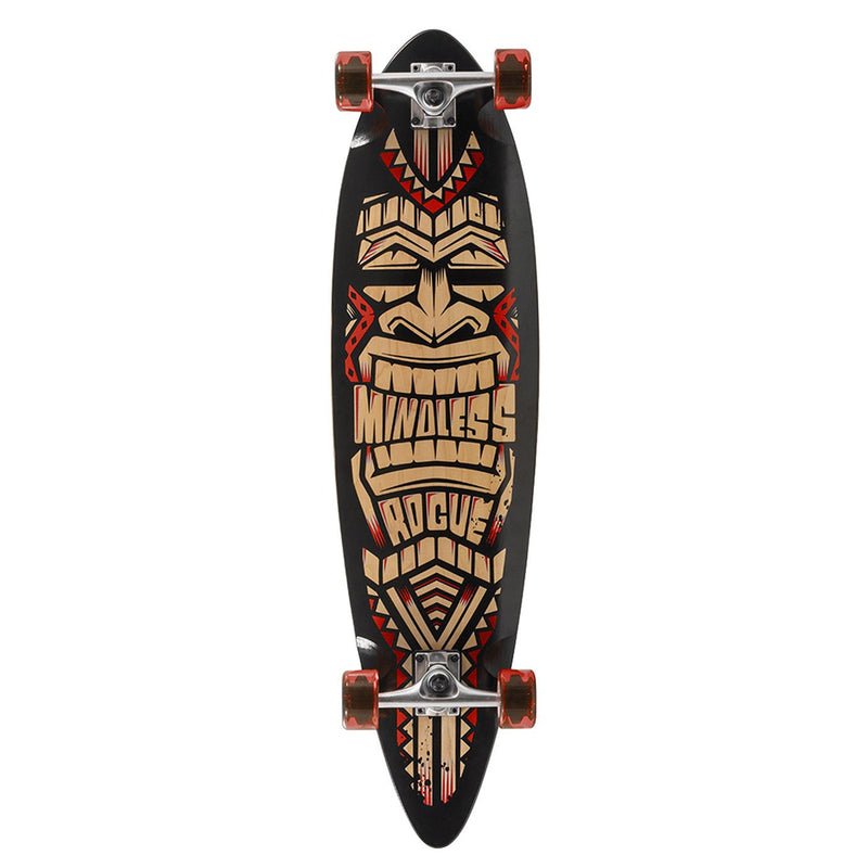 MINDLESS RED LONGBOARD - MAIN VIEW