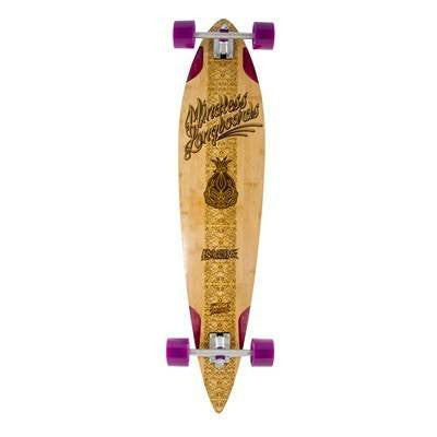 Mindless Voodoo Lakota Natural Complete Longboard - Main View