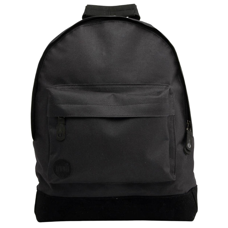 Mi-Pac Black Classic Backpack - Front View