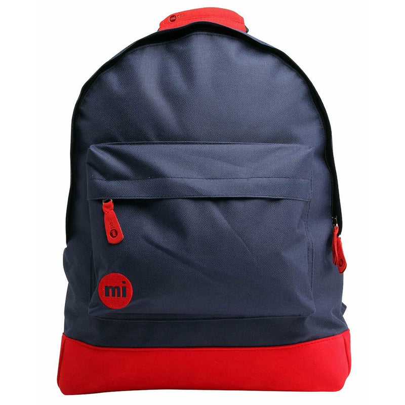 Blue Red Backpack - Main View