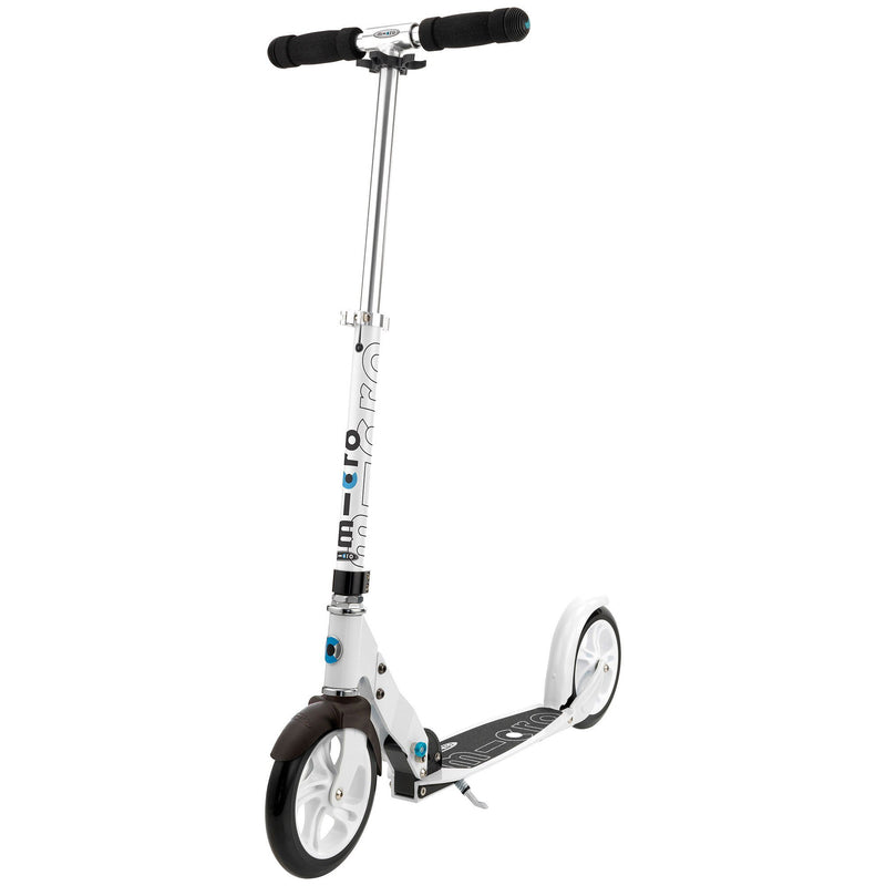 Micro Adult Commuter Scooter in White - main view