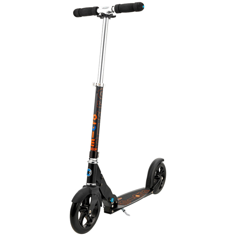 Micro Adults Black Folding Commuter Scooter - main image