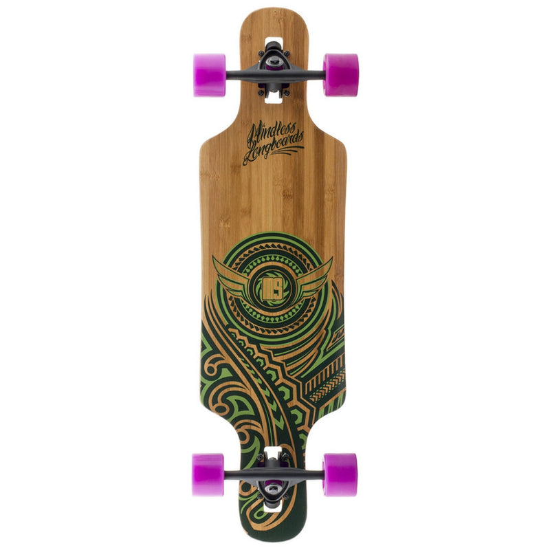"Mindless Raven II Complete Longboard 34"" - main view"