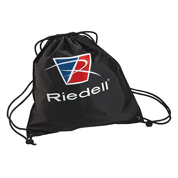 Riedell Drawstring Skate Bag - Black - Main View