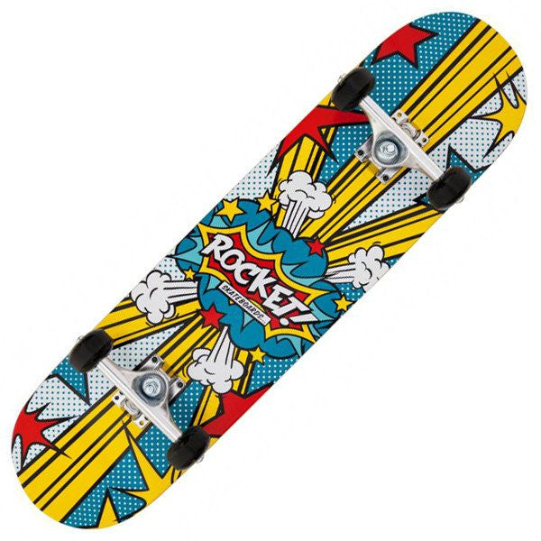 ROCKET MULTI SKATEBOARD - MAIN VIEW