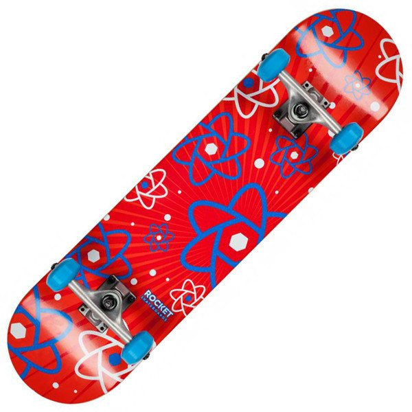 ROCKET RED SKATEBOARD - MAIN VIEW