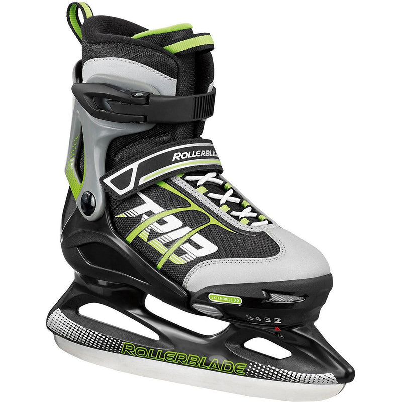 Rollerblade Comet Ice Hockey Skates - Black/Green