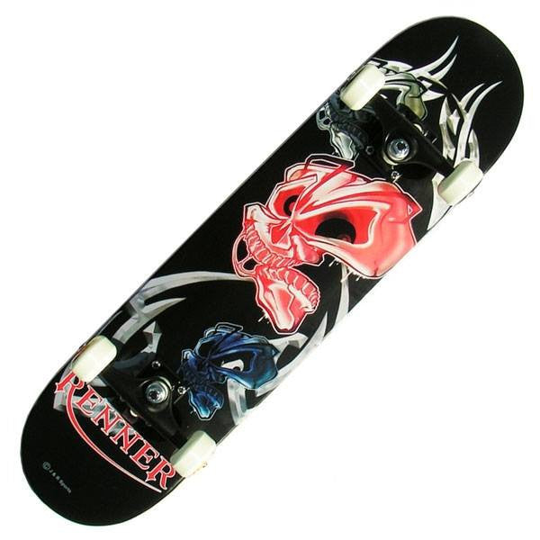 Renner A Series Jax Extreme Complete Skateboard - Main View