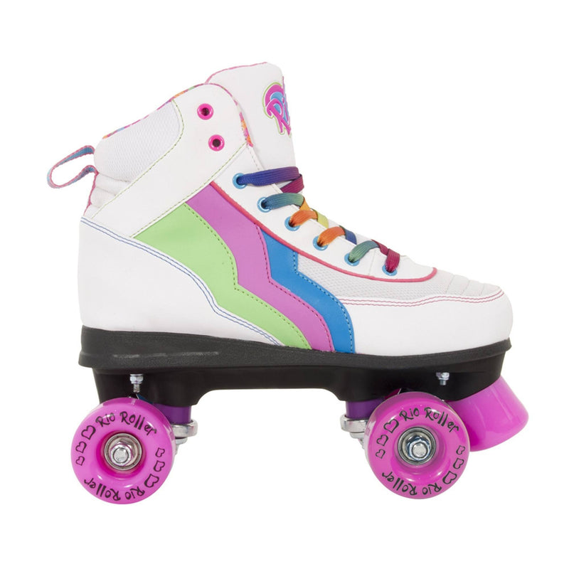 Rio Roller Cani Quad Roller Skates Side View