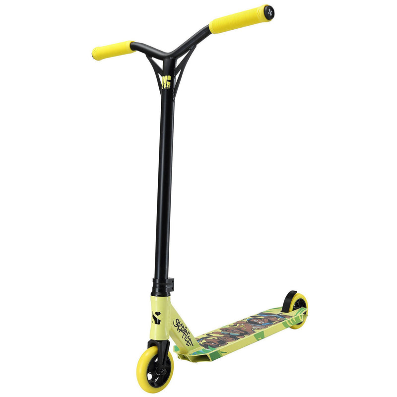Sacrifice OG Player Hydrowrap Stunt Scooter - Three Monkeys