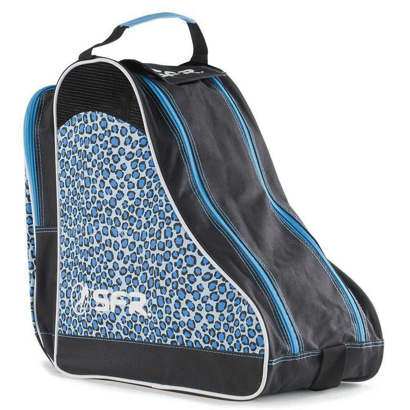 SFR Skate and Ice Bag in Designer Blue Leopard - main image