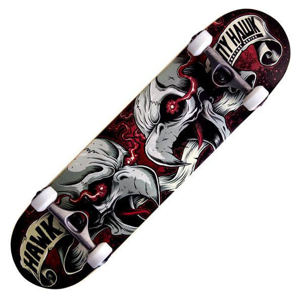 Tony Hawk 720 Series Dual Hawk Complete Skateboard - Main View