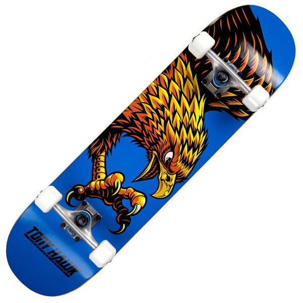 TONY HAWK BLUE SKATEBOARD - MAIN VIEW