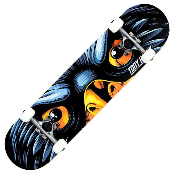 TONY HAWK BLACK SKATEBOARD - MAIN VIEW
