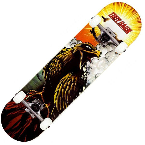 TONY HAWK EAGLE HAWK SKATEBOARD - MAIN VIEW