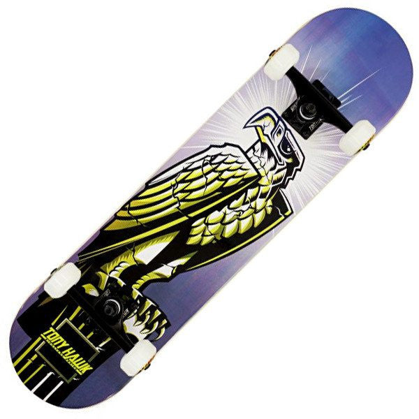TONY HAWK PURPLE SKATEBOARD - MAIN VIEW