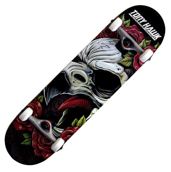 Tony Hawk 900 Series Rose Hawk Complete Skateboard- Main View