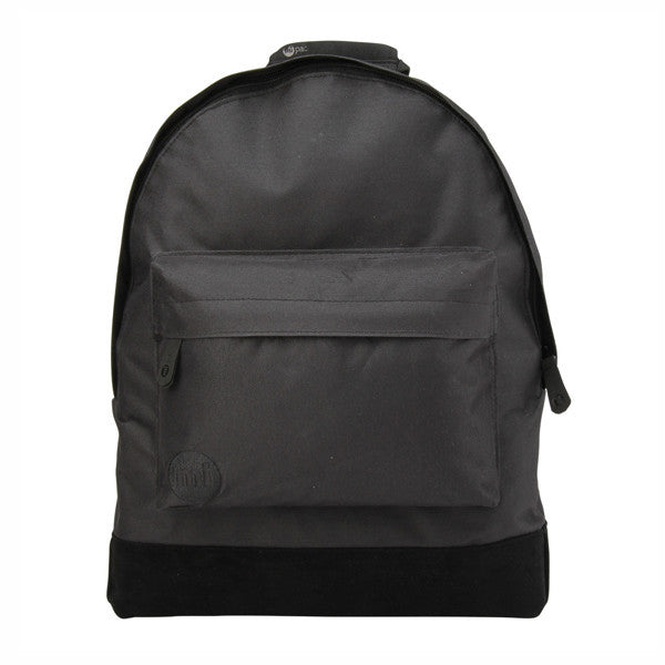 Mi-Pac Black White Top Stars Backpack - Main View