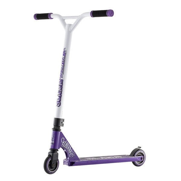 Slamm Urban III XTRM Purple Stunt Scooter - Main View