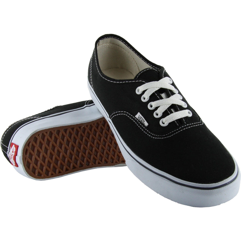 Vans Authentic Shoes - Black / White