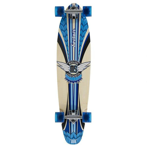 Mindless Corsair II Blue Complete Longboard - Main View