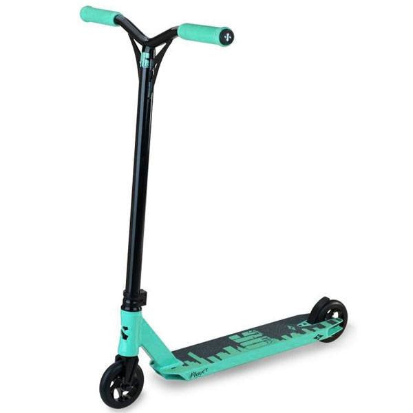 Sacrifice OG Player Spearmint Black Stunt Scooter - Main View
