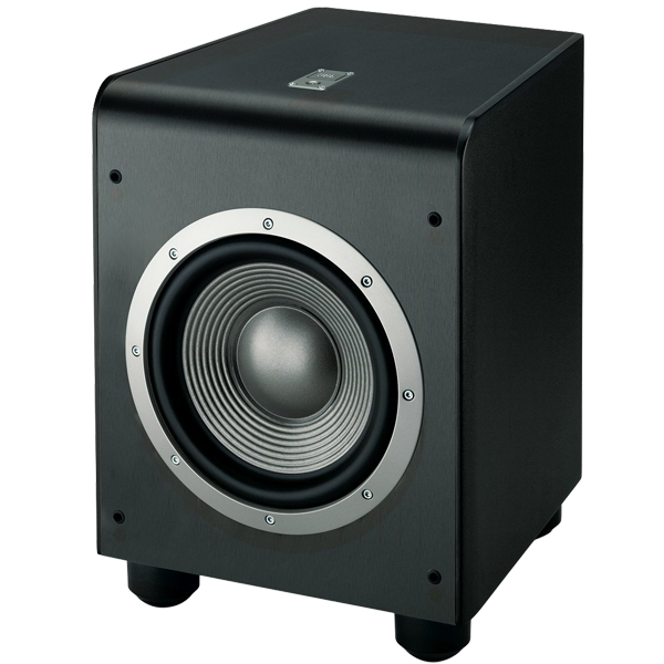 JBL ES150PBK 300-Watt Powered 10-Inch Subwoofer