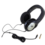 Sennheiser HD201 Lightweight Over-Ear Binaural Headphones
